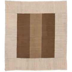 Vintage Persian Kilim Rug with Modern Style