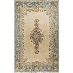 Oversize Vintage Persian Kirman Rug  11'2 x 19'