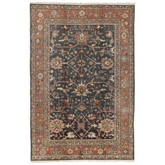 Vintage Persian Style Rug with Tradition Modern Design