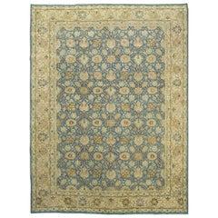 Vintage Persian Tabriz Rug, circa 1920
