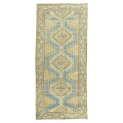 Vintage Persian Tribal Runner