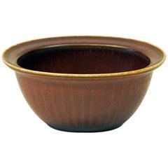 Vintage Petite Ceramic Bowl by Gunnar Nylund, 1950s Rörstrand, Sweden