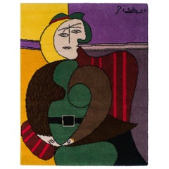 Vintage Picasso Tapestry