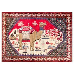 Folk Art Persian Rugs