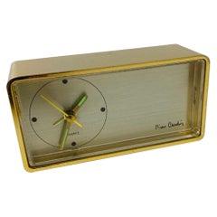 Vintage Pierre Cardin Alarm Clock