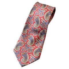 Vintage Pierre Lorraine all-silk tie