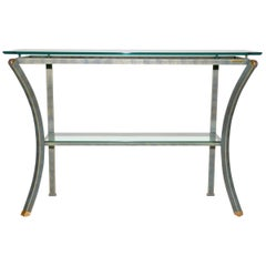 Vintage Pierre Vandel Console Table