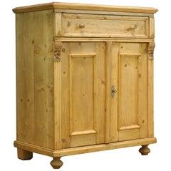 Vintage Pine Dresser, 1920s