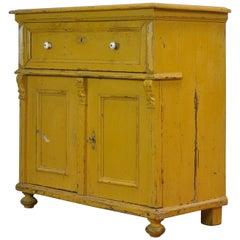 Vintage Pine Dresser, 1930s
