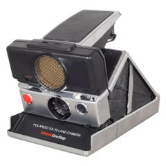 "Vintage Polaroid Land Camera ""SX-70 Sonar One Step"", circa 1970"
