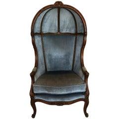 Vintage Porter's Chair