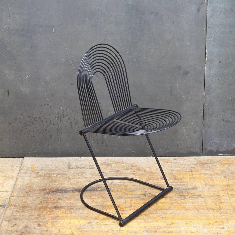 Vintage Original Jutta Herbert Ohl Stacking Swing Chair