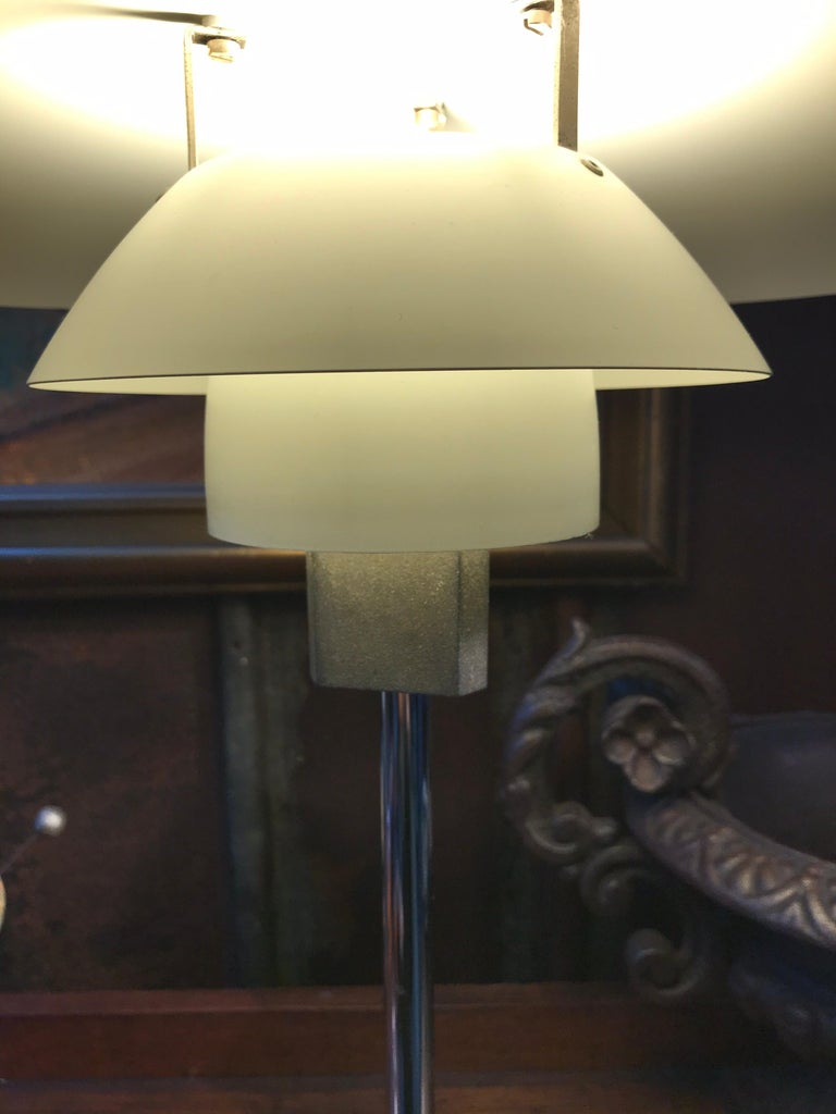 Vintage Poul Henningsen 4/3 Table Lamp from the 1960s For Sale 6