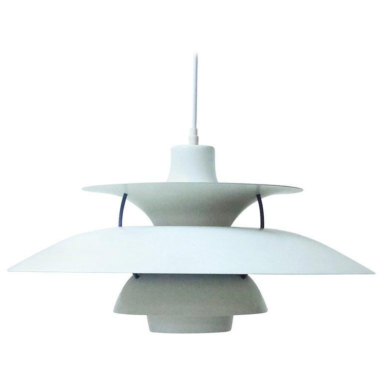 Vintage Poul Henningsen PH5 Pendant Lamp For Sale
