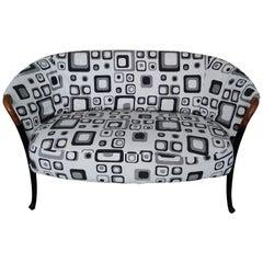 Vintage Progtti Sofa by Giorgetti