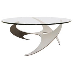 Vintage Propellor Coffee Table by Knut  Hesterberg, 1960s