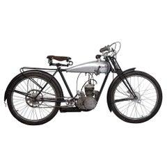 Vintage Radior Motorcycle Post War, French