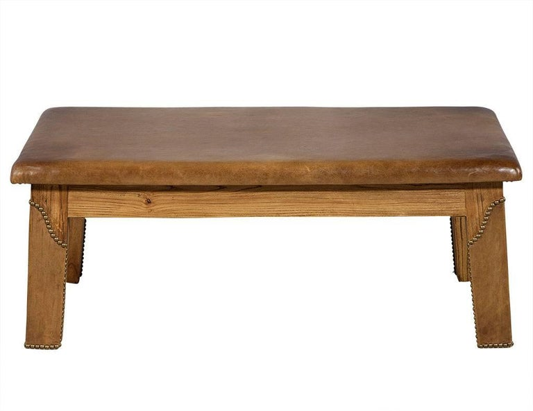 This French Country Style Coffee Table Is Designed By Ralph Lauren The Top Surface