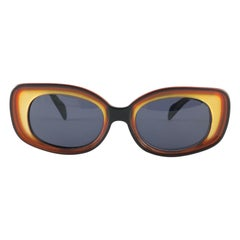 Vintage Ray Ban Buena 1960's Mid Century Multicolors G15 Lens B&L USA Sunglasses