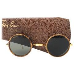 Vintage Ray Ban Cheyenne G15 Grey Lens  B&L Vintage Sunglasses 1980s