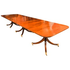 Regency Dining Room Tables