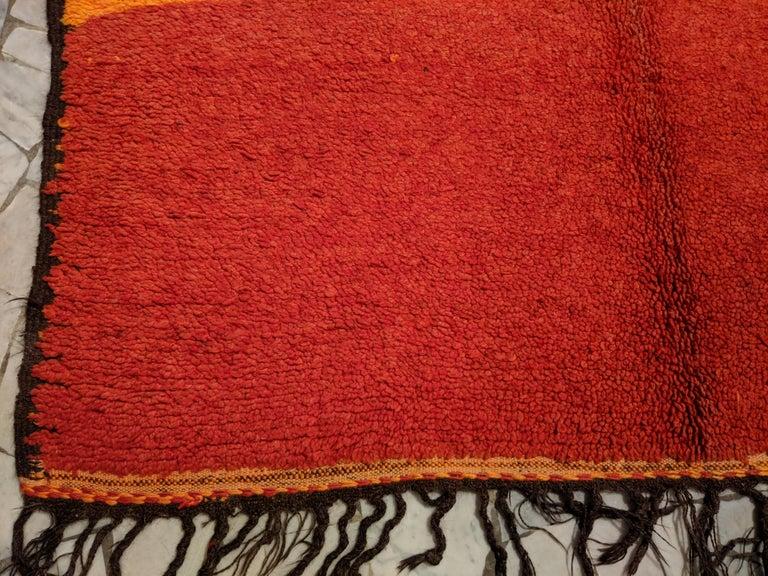 Vintage Rehamna Berber Carpet At 1stdibs
