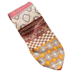 Vintage Renato Balestra all-silk tie