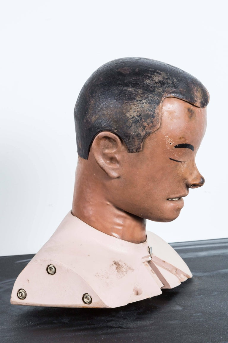 American Vintage Resuscitation Male Dummy Training Head For Sale