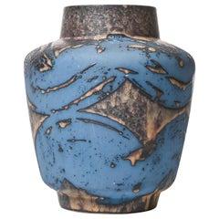 Vintage Retro Carstens Pottery Vase, 1960s
