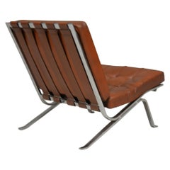 Vintage RH-301 Lounge Chair by Robert Haussmann for De Sede, Switzerland 1954