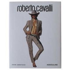 Vintage Roberto Cavalli Book by Aussoline
