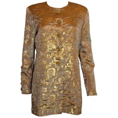 Vintage Roland Klein Gold Jacket