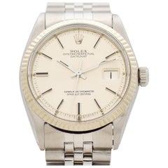 Vintage Rolex Datejust Reference 1601, 1977