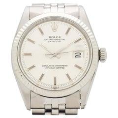 Vintage Rolex Datejust Reference 1601 Watch, 1970