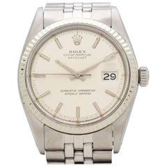 Vintage Rolex Datejust Reference 1601 Watch, 1973