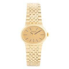 Vintage Rolex Ladies Manual Watch Ref 8383