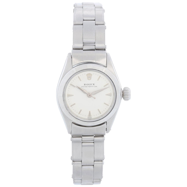Vintage Rolex Ladies Oyster Perpetual Date Watch 6623