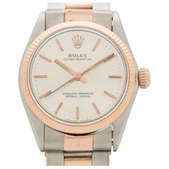 Vintage Rolex Oyster Perpetual Midsize Watch, 1965