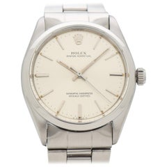 Vintage Rolex Oyster Perpetual Reference 1002 Stainless Steel Watch, 1965