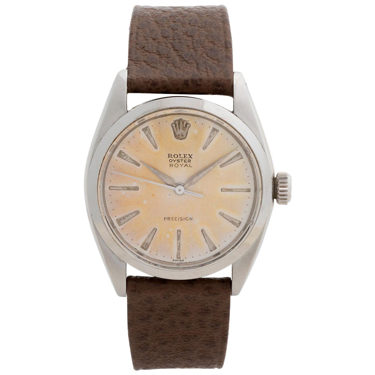 Vintage Rolex Oyster Royal Precision Reference 6426, Excellent Condition