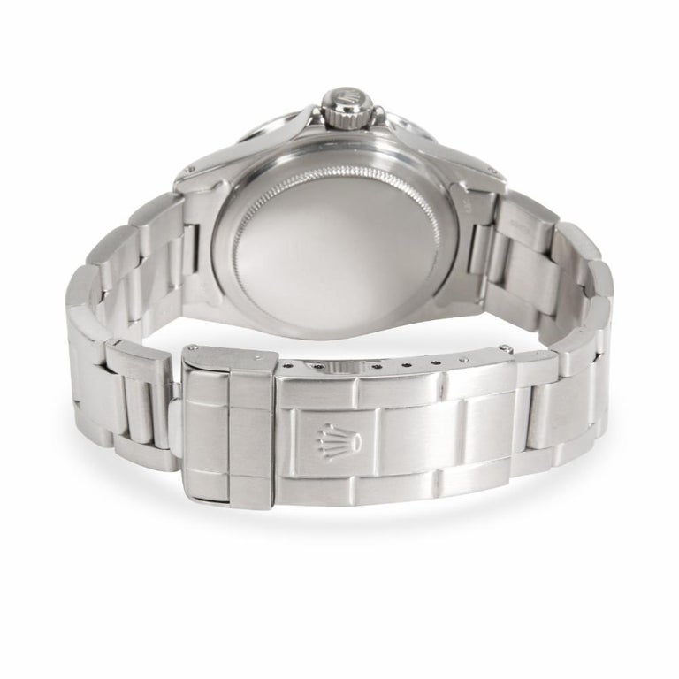 Vintage Rolex Submariner 5512/5513 Men's Watch in Stainless Steel In Excellent Condition For Sale In Miami, FL