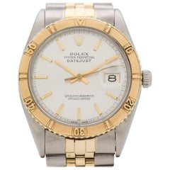 Vintage Rolex Thunderbird Datejust Reference 1625 Watch, 1967