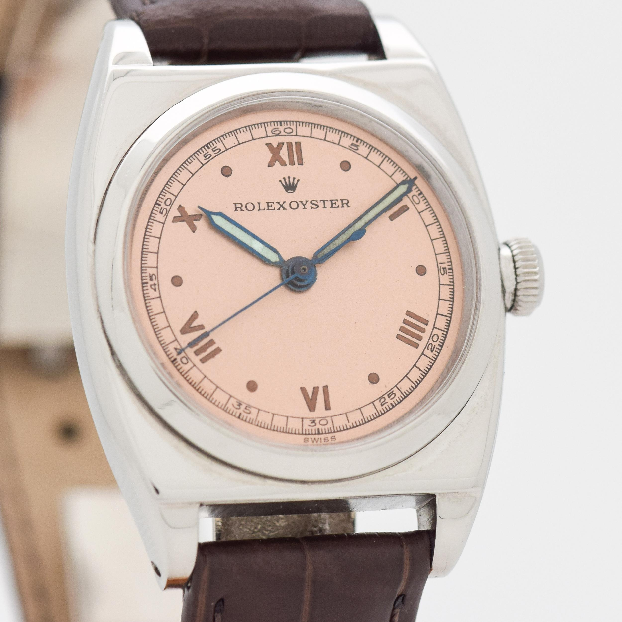 Vintage Rolex Viceroy Reference 3116 Watch, 1940 at 1stdibs