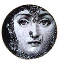 Vintage Rosenthal Fornasetti Temi E Variazioni Motiv 3 Porcelain Plate
