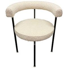 Vintage Roundback Armchair