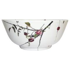 Vintage Royal Doulton England Andrew Wyeth Large Porcelain Bowl