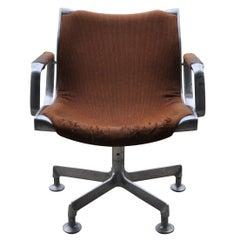 Vintage Rudolf Szedleczky Lounge Chair, circa 1970 Hungary,  Aluminium