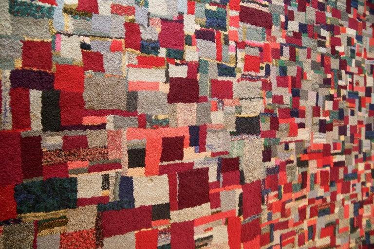 Vintage Rug Tapestry, 1957-1960 For Sale 2