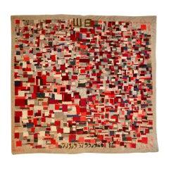 Vintage Rug Tapestry, 1957-1960
