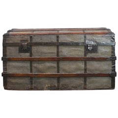 Vintage Rustic Industrial Ark from Early 20th Century
